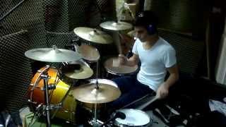Baila Morena Zucchero drum cover Leo Fabijancic