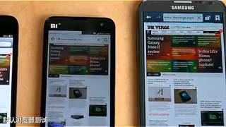 xiaomi mi two vs iphone 5 vs samsung galaxy note ii part 3