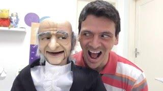 Odontopediatria Mágica - Dr  Gabriel Politano e Ascânio - Por que escovar os dentes?
