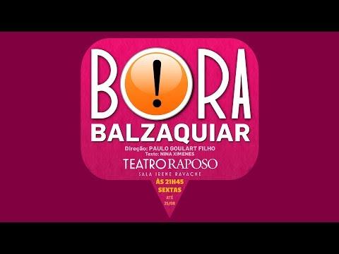 Paulo Goulart Filho Convida para #BoraBalzaquiar