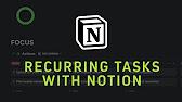 Notion Mastery - YouTube