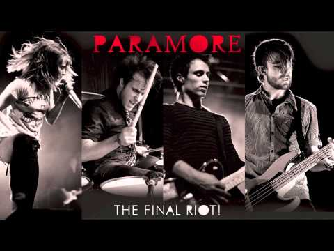 Paramore - For A Pessimist, I'm Pretty Optimistic (Live) [Official Audio]