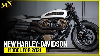 New Harley Davidson Model Planned For 2021 Motorcycles News Motorcycle Magazine