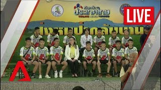 [LIVE] Thai cave rescue: Wild Boars