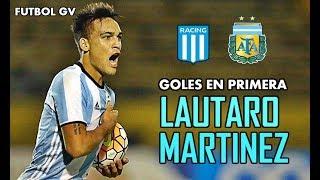LAUTARO MARTINEZ / TODOS SUS GOLES EN PRIMERA