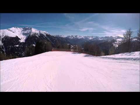 Piste da sci Pejo: pista rossa Doss dei Cembri