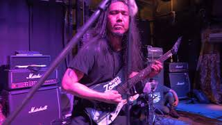 Dezember Live At Parking Toys  27/8/60  คอนเสิร์ตงานกลุ่มชาวพุทธหูรุนแรง Ep-11