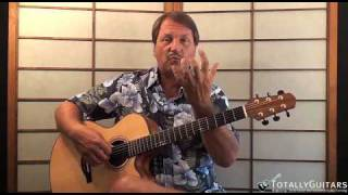 Finger Stretching Exercises Chapter 1 Guitar Tips