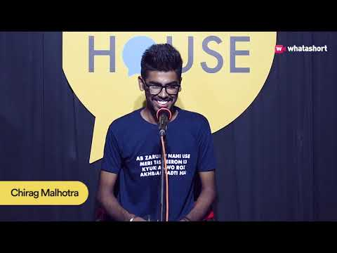 Tere Jane Ke Baad | Chirag Malhotra | Heartbreak Poetry | The Social House | Whatashort