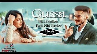 Gussa music || BIG Dhillon feat.Niti taylor