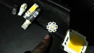 Tipos de leds para automóvel - Citroen C4(Tipos de leds para automóvel - Citroen C4 Leds usados: - lâmpada de halogéneo normal para comparação - led de 5 SMD5050 6000K - led COB 2x9W - led ..., 2015-03-05T00:08:36.000Z)