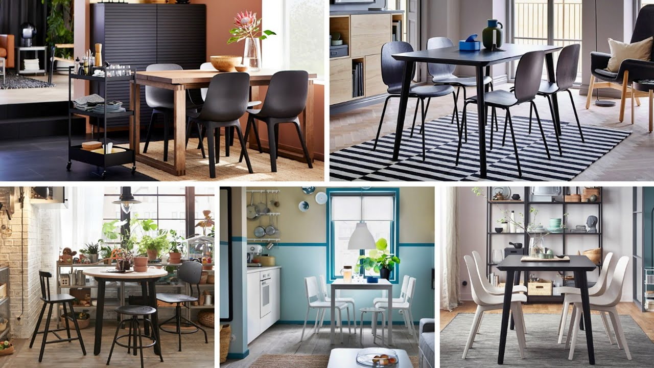 15 Small Dining Room Ideas From Ikea Youtube