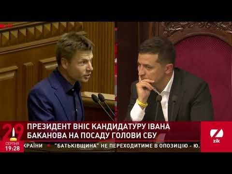 Речь Гончаренко, разозлившая