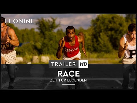 Race - Zeit für Legenden (deutsch/german Trailer; FSK 0)