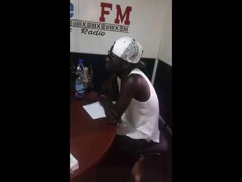 Dougou Demmé invité à la radio de Golf Fm de Benin