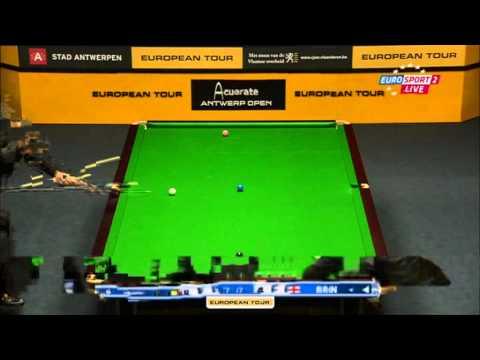 Snooker.EPTC.Antwerp.2012.L.Brecel.vs.O.Brown.ENG