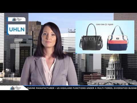 The Investor Desk - Featured Company - US Highland - UHLN