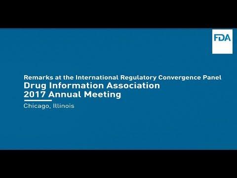 Dara Corrigan, U.S. FDA, on International Regulatory Convergence
