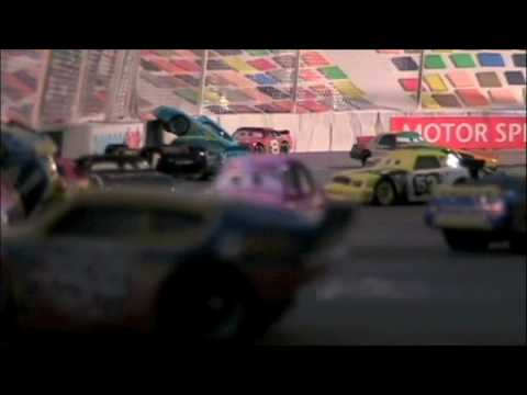 Cars 2 Characters >> Girl Power at the Dinoco 400 - YouTube