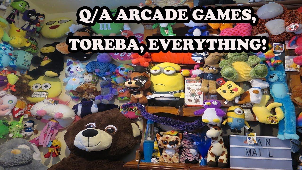 how to win the toreba fishing game! I also have a Toreba Box to