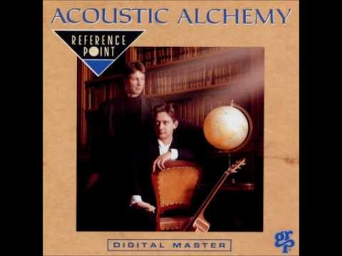 Acoustic Alchemy - Reference Point