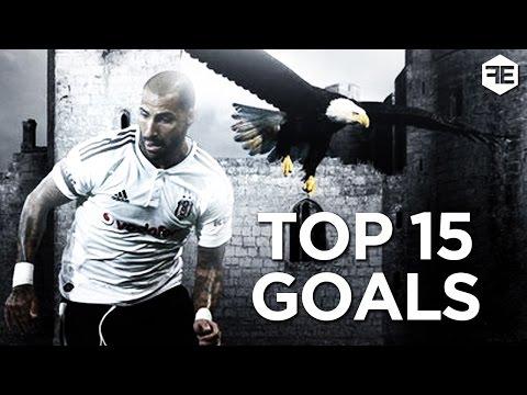 Ricardo Quaresma - Top 15 Goals | 2017 HD
