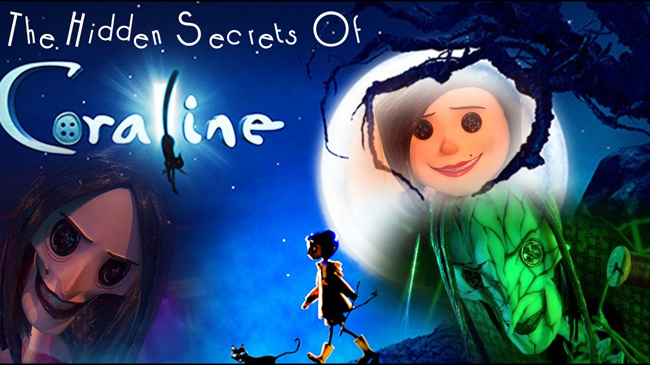 Where Is The Other World Actually Located In Coraline Coraline Part 1 Theory Youtube