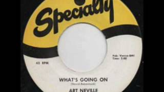 Art Neville: What