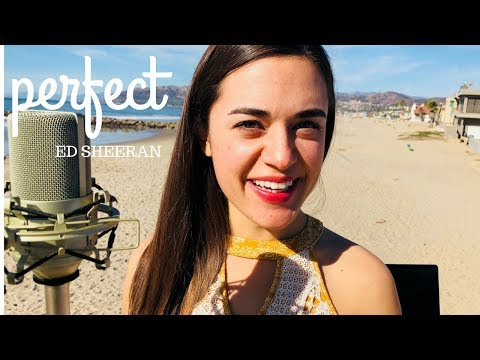 Perfect - Ed Sheeran | Camille van Niekerk Cover