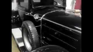 1929 HUDSON COUPE SUPER SIX  - 3RD IN CAR SALES