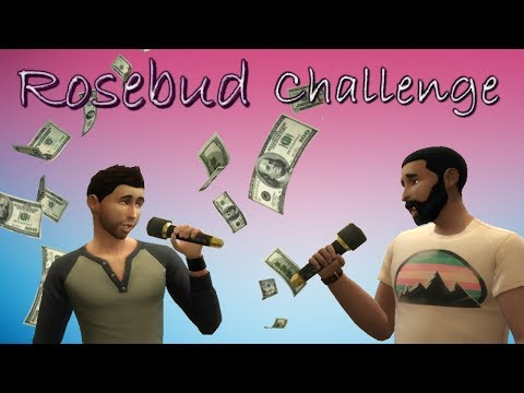 Dream Big: Sims 4 RoseBud Challenge Part 4: Karaoke with Bob! Should we get a Dog?