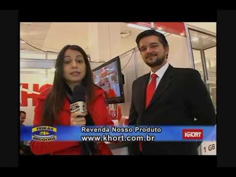 Khort - Feiras e negócios - TV Gazeta