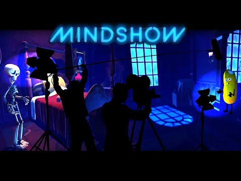 Mindshow Animation VR Demo with the Geezer Geeks: Episode 02