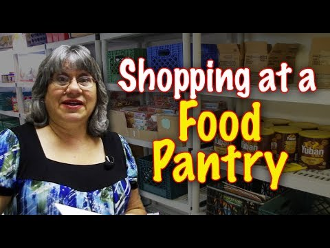 Shopping At A Food Pantry: A Kosher Food Pantry Haul/ Info About Food Banks In Your Area
