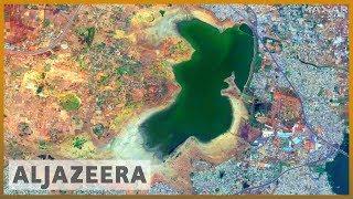 Despite monsoon, taps run dry in Indian megacity Chennai