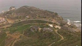 Equateur-état : Côte Pacifique, région de Puerto Lopez