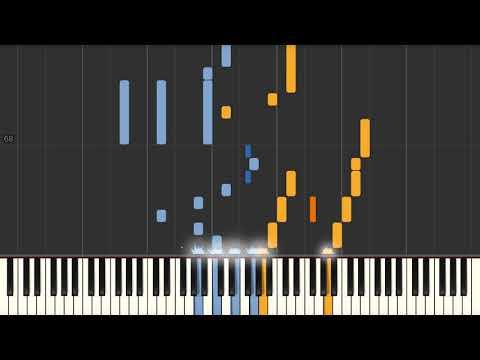 Tenderness (Evgeny Khmara) - Piano tutorial