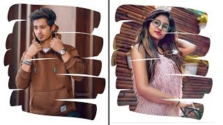 Picsart Shape Mask Effect | Picsart Editing Tutorial | Picsart Photo Editing
