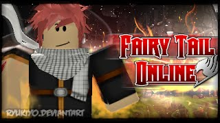 Fairy Tail Online Fighting ROBLOX Level Glitch