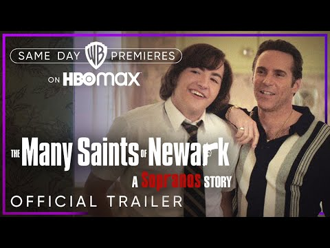 The Many Saints of Newark   Official Trailer   HBO Max