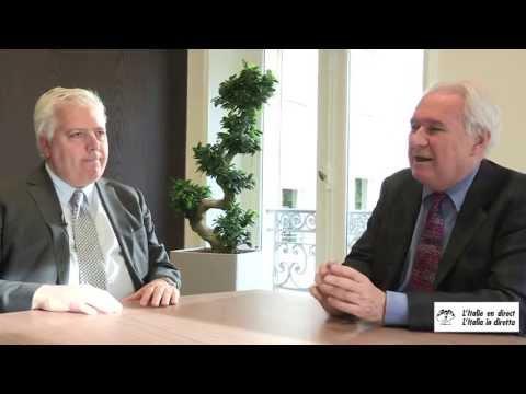 Entretien avec Roberto Bonucci, Directeur Général Monte Paschi Banque