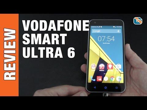 Vodafone Smart Ultra 6 Smartphone Unboxing & Review #Vodafone