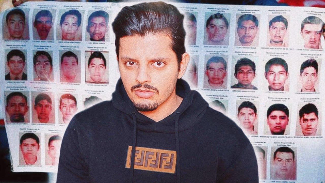 أشهر قضية أختطاف لـ٤٣ طالب في المكسيك..!