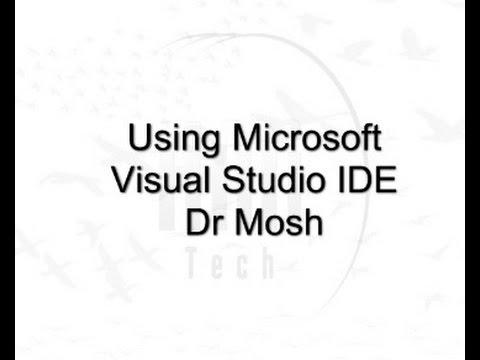 msdev microsoft visual studio