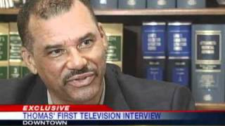 Ex-Councilman Thomas Discusses Prison Term