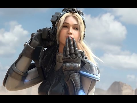 StarCraft 2: Nova Covert Ops All Cutscenes & InGame Cinematics (Missions 1-6) Game Movie