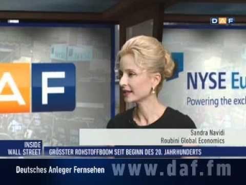 """Inside Wall Street: Navidi - """"Droht uns der """"Food-Shock""""?"""