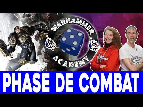 Apprendre à jouer - Warhammer 40.000 - EP08 - La phase combat (INDISPENSABLE)