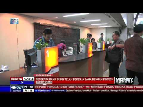 BNI Bentuk Venture Capital Hadapi Serbuan Fintech