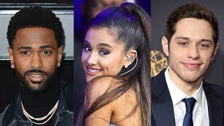 Big Sean RESPONDS To Tweets About Ariana Grande Cheating On Pete Davidson